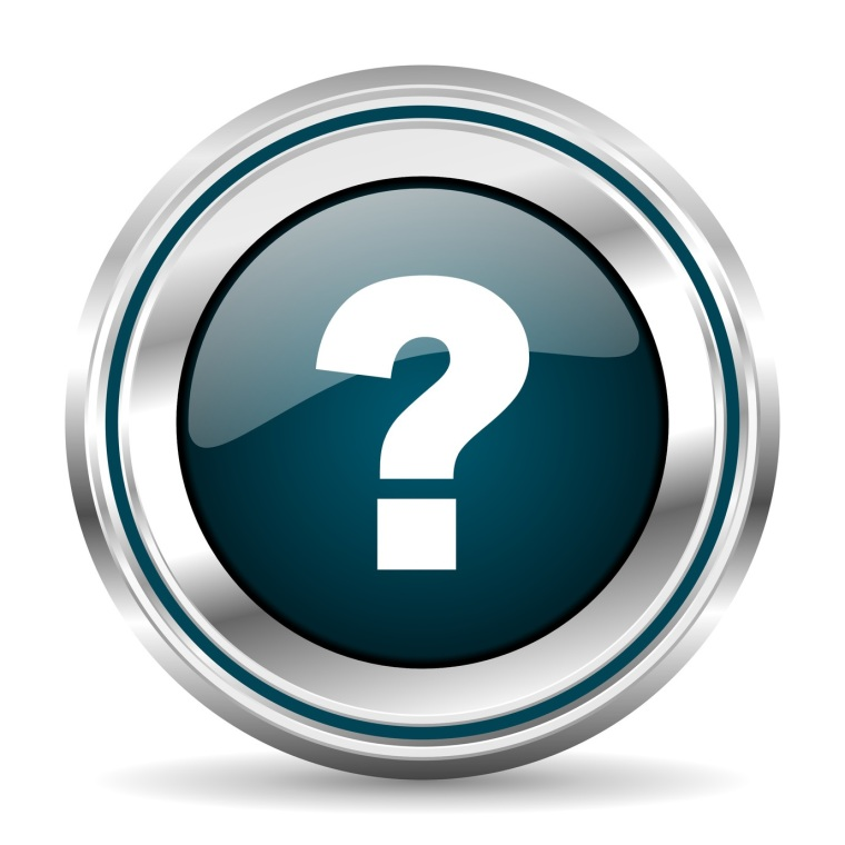 Question mark vector icon. Chrome border round web button. Silver metallic pushbutton.